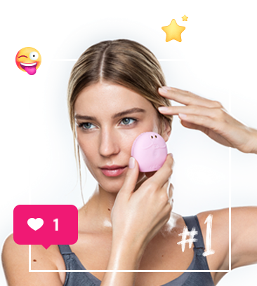Foreo Luna Fofo Smart Cleansing Massager Skin Analyzer