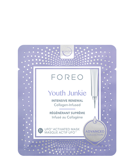 Youth Junkie Mask packaging
