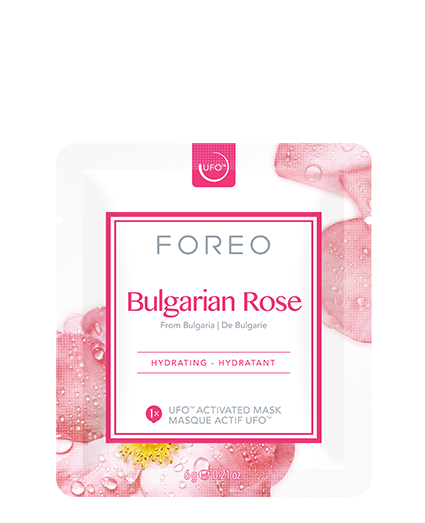 Bulgarian Rose Mask packaging