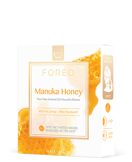 Manuka Honey Mask packaging