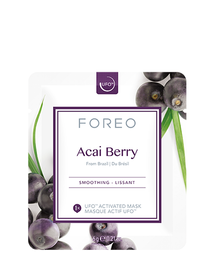 Acai Berry Mask packaging