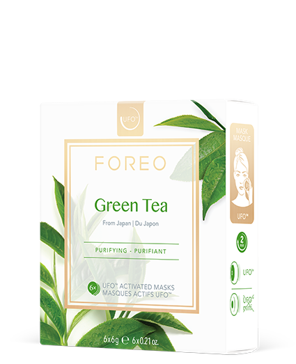 Green Tea Mask packaging