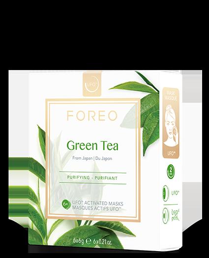 Green Tea Mask packaging