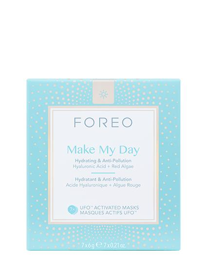 Make My Day Mask packaging