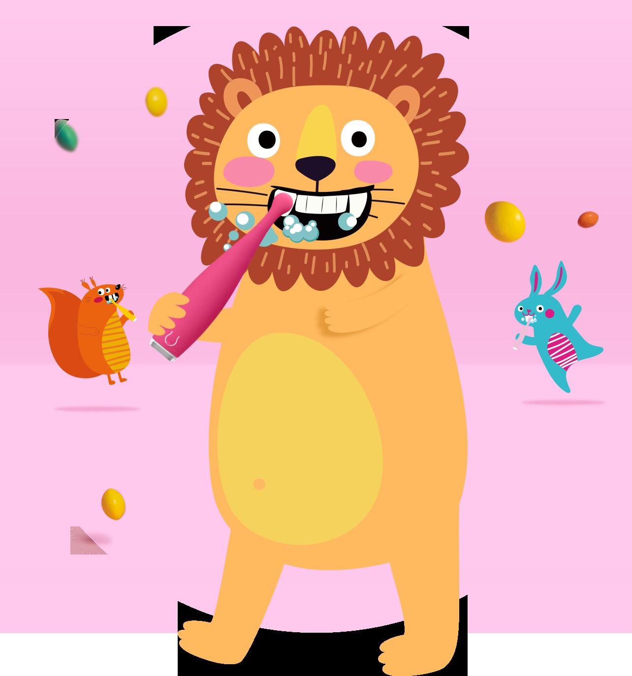 ISSA Lion