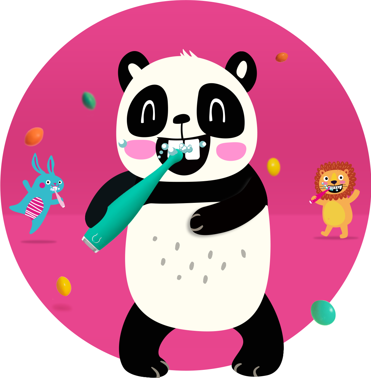 ISSA Panda