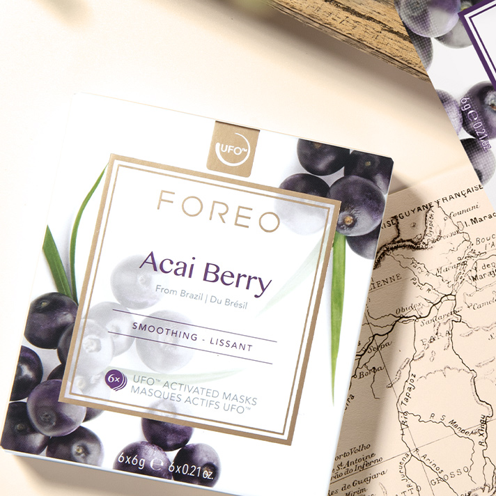 Mask Acai Berry