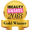Pure Beauty Awards official winner's logo- UFO