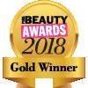 Pure Beauty Awards official winner's logo - UFO