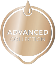 ADVANCE mask logo