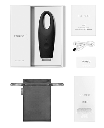 FOREO IRIS Black box