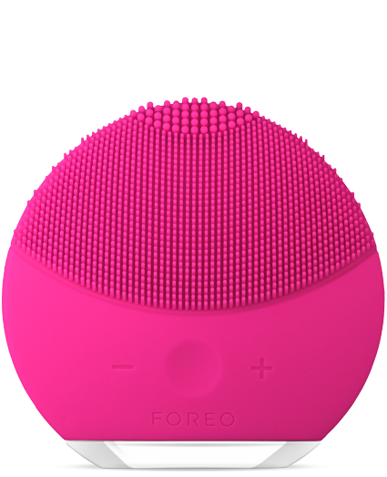 LUNA mini 2 fuchsia front side