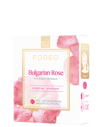 FOREO UFO Masks Bulgarian Rose x 6