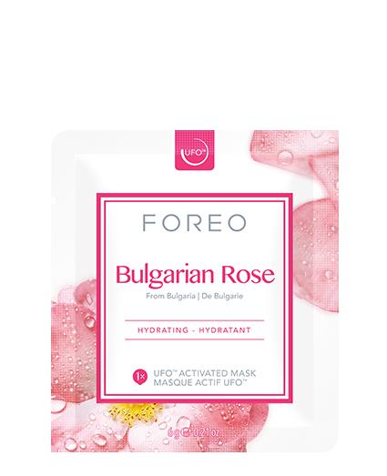 FOREO UFO Masks Bulgarian Rose x 6
