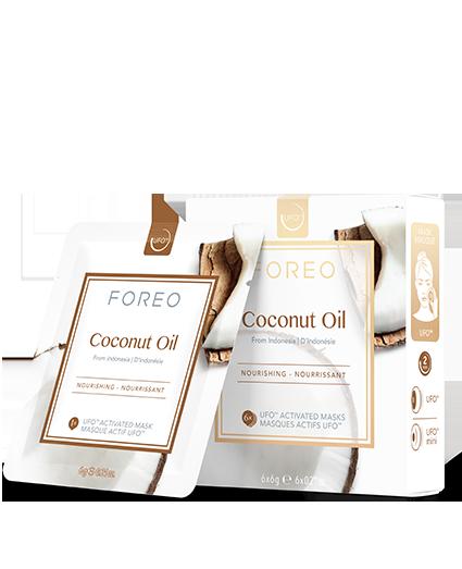 FOREO UFO Masks Coconu Oil x 6