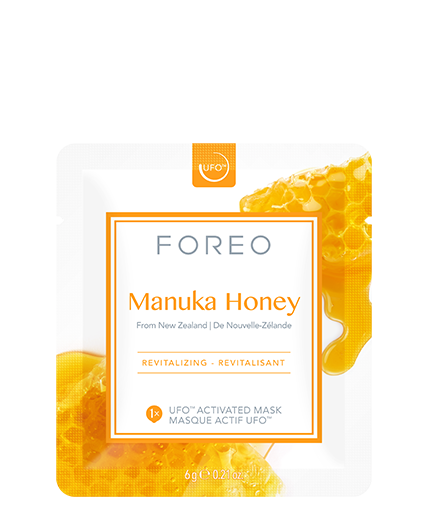 FOREO UFO Masks Manuka Honey x 6