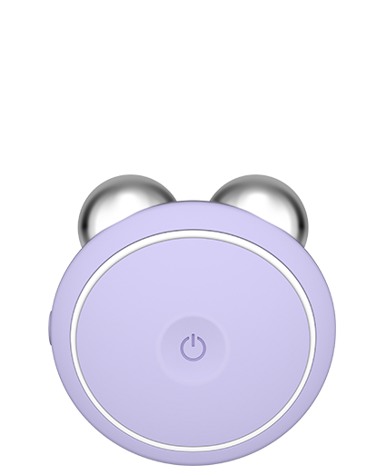 FOREO BEAR mini Lavender Back