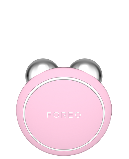 FOREO BEAR mini Pearl Pink Front