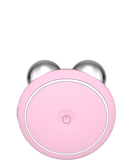FOREO BEAR mini Pearl Pink Back