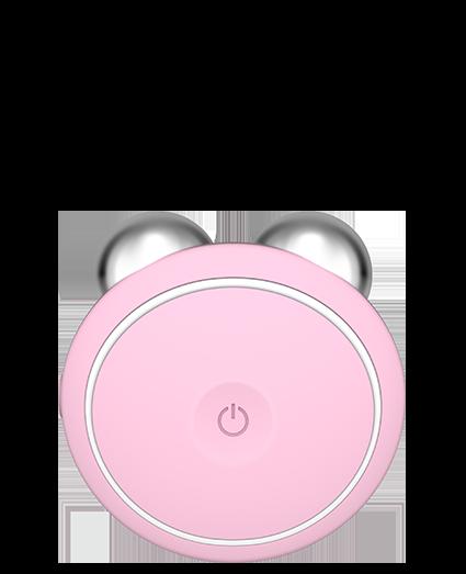 FOREO BEAR mini Pearl Pink Back