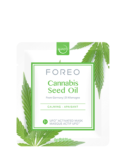 Cannabis Seed Oil Mask