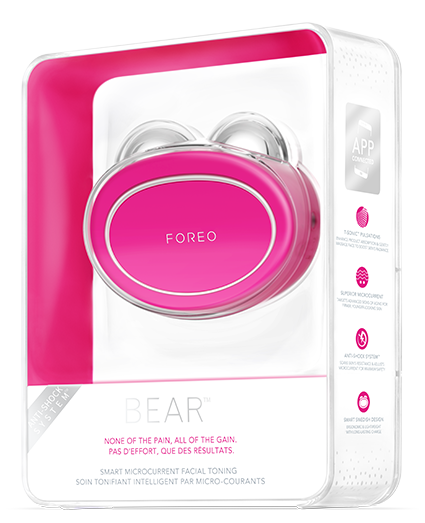 FOREO BEAR Fuchsia Package