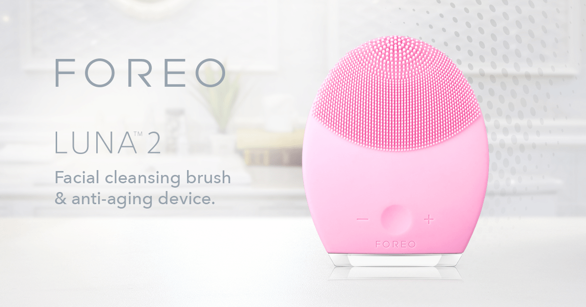 Foreo Luna 2 I Facial Massager With Anti Aging Properties