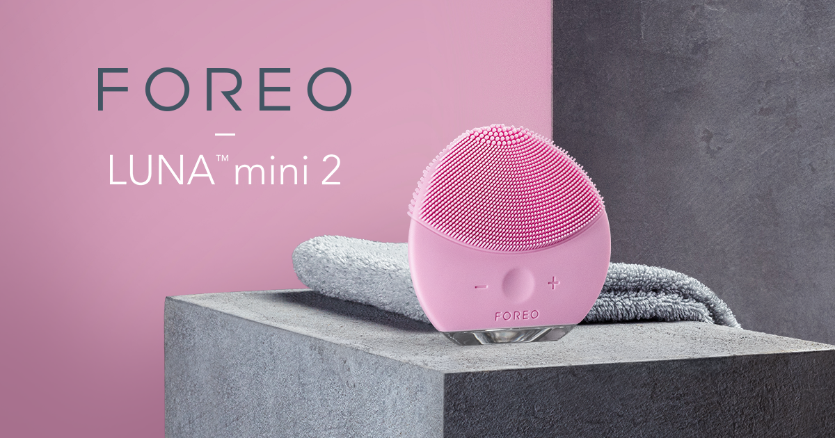 Foreo Luna Mini 2 I Facial Cleansing Massager For Everyone